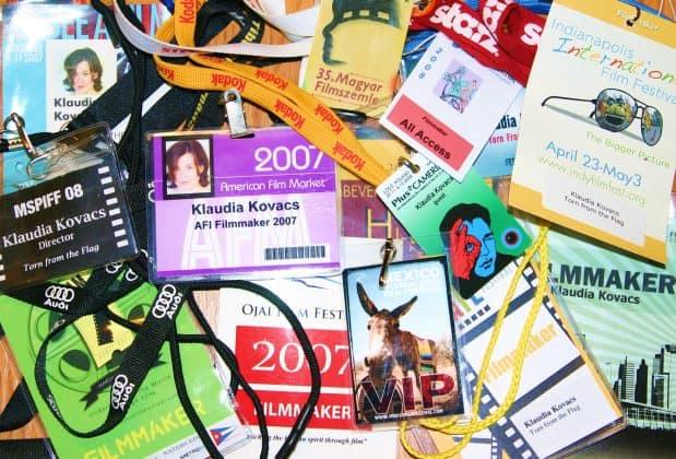 Film Festival Badges